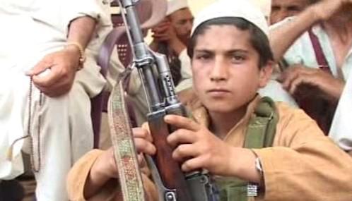 Pákistánský bojovník
