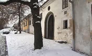 Rodný dům mistra Jana Husa v Husinci