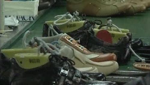 Čínská obuv