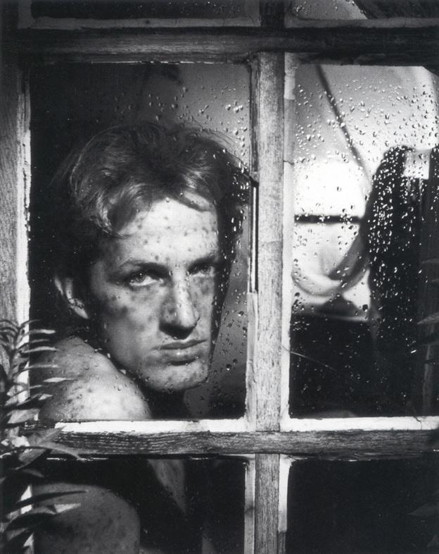 Herbert Tobias: Autoportrét