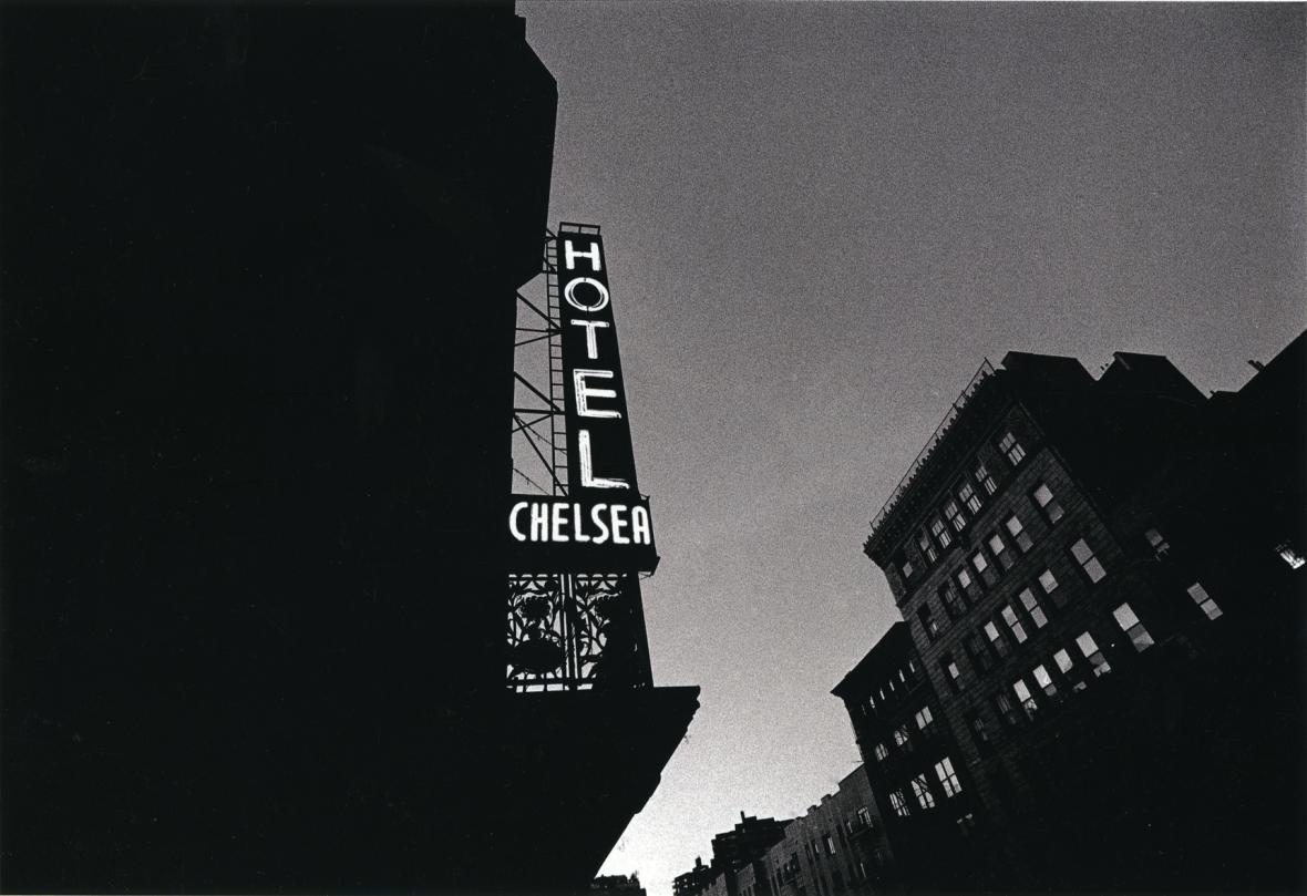 Julia Calfee: Chelsea Hotel