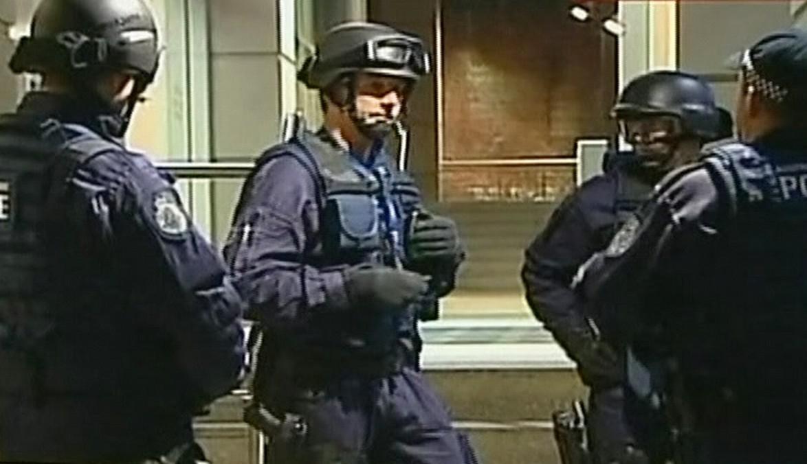 Australská zásahová jednotka