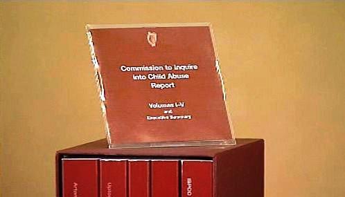 Zpráva irské komise pro vyšetřování zneužívání dětí