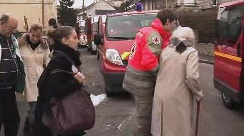 Evakuace obyvatel