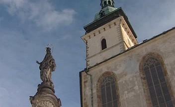 Chrám Nanebevzetí Panny Marie v Mostě