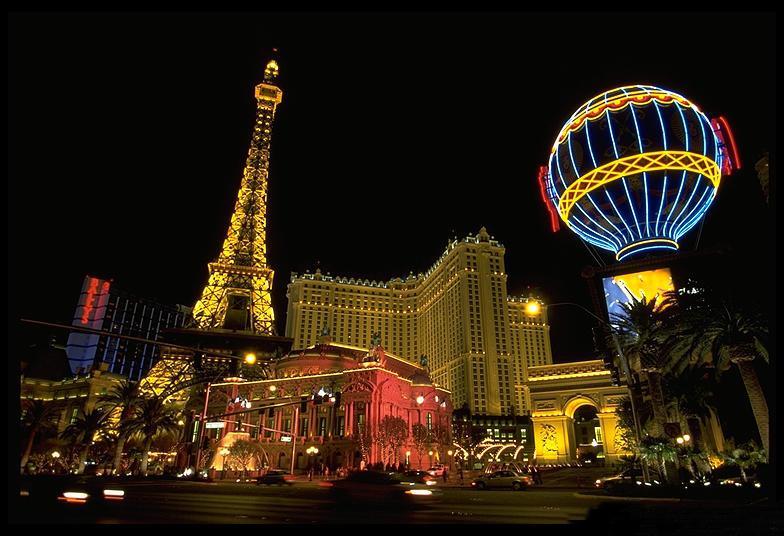 Hotel Paris v Las Vegas
