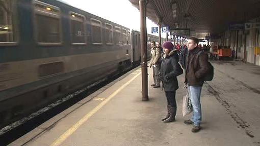 Vlakový spoj Hungaria