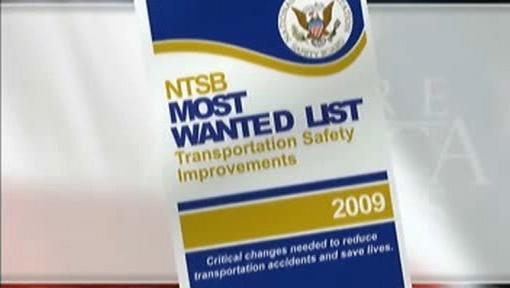 Doporučení Národního úřadu pro bezpečnost v dopravě