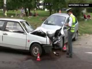 Vyšetřování nehody