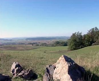 Krajina v okolí Míšova