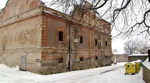 Bývalý pivovar v Buštěhradu