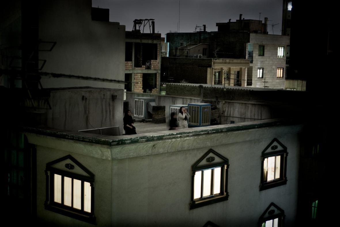 Vítězná fotografie World Press Photo 2009
