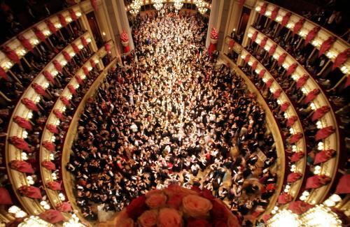 Vídeňský ples v opeře