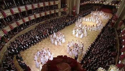 Ples v opeře