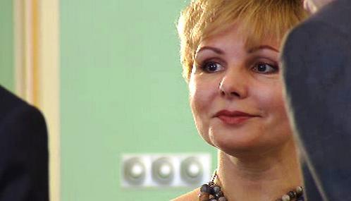 Jelena Gagarinová