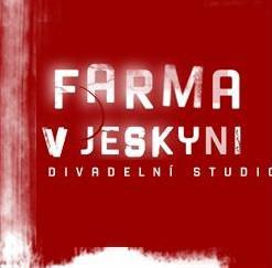 Farma v jeskyni / logo