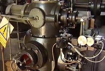 Zařízení vodní elektrárny
