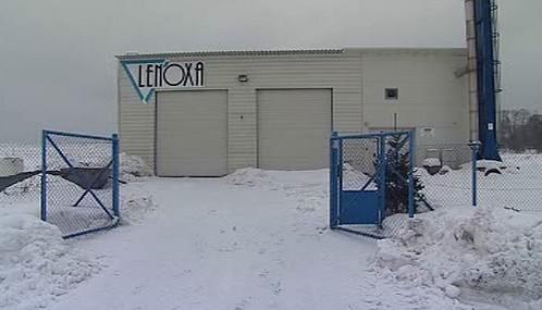 Objekt firmy Lenoxa