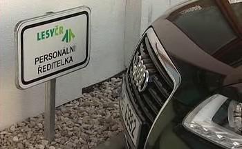 Parkoviště Lesy ČR