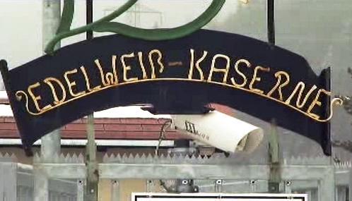 Kasárna Edelweiß