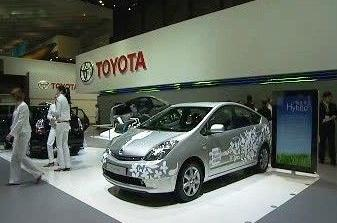Automobil značky Toyota