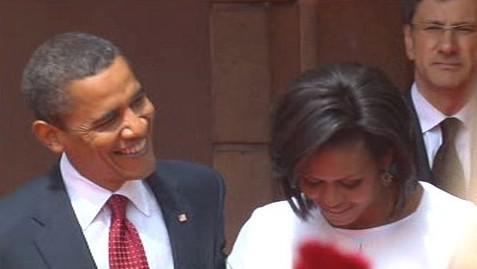 Barack Obama s chotí Michelle