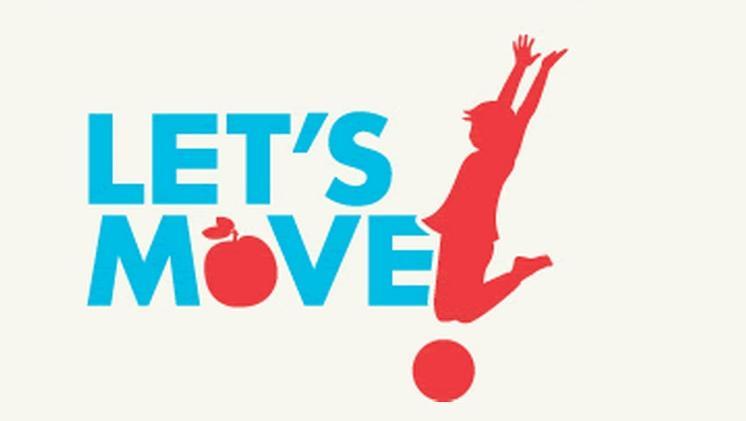 Kampaň Michelle Obamové Let\'s Move