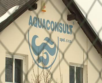 Sídlo firmy Aquaconsult