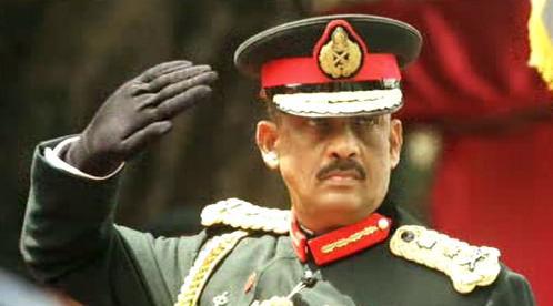 Generál Sarath Fonseka