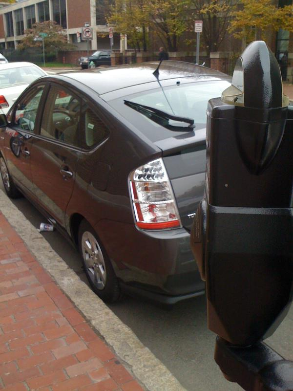 Hybridní Toyota Prius