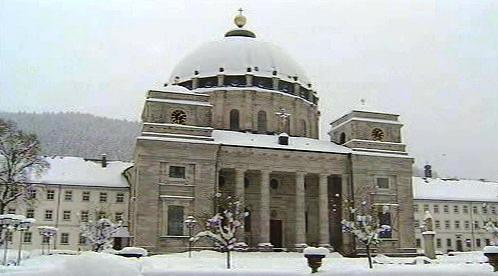 Jezuitská škola v St. Blasienu