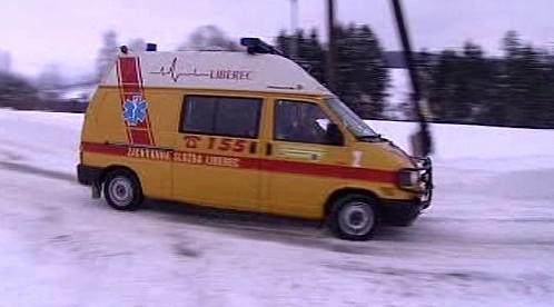 Vůz ZZS Libereckého kraje