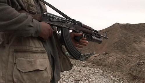Afghánský policista
