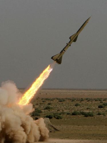 Íránská raketa Tondar