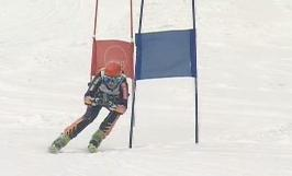 Účastník dětské olympiády