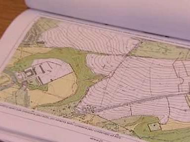 Detail územního plánu