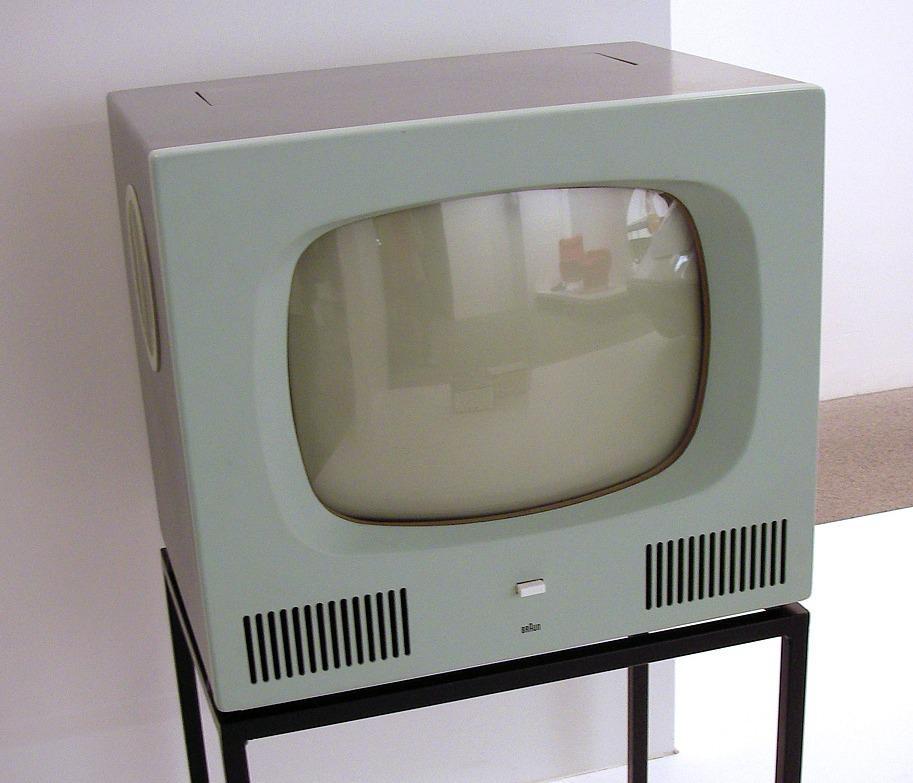 Starý televizor