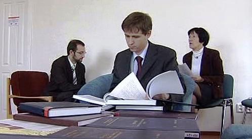 Kontrola rigorózních prací
