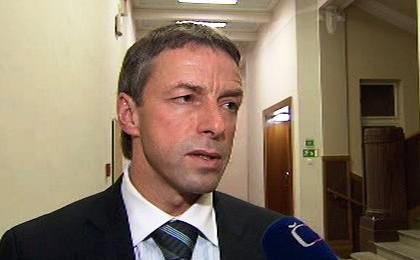 Primátor Prahy Pavel Bém