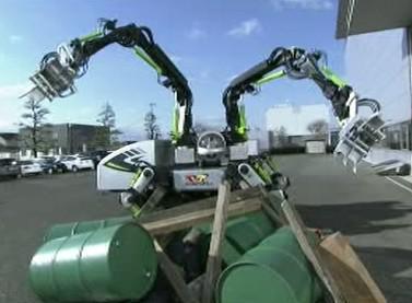 Unikátní japonský robot
