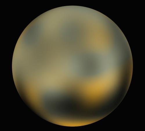 Planetka Pluto
