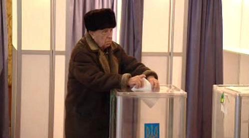 Volby na Ukrajině