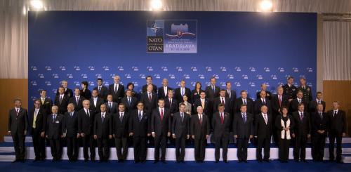Setkání ministrů obrany států NATO