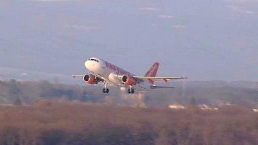 Letecká doprava poklesla v celé Evropě