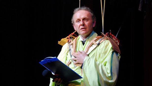 Jaroslav Dušek na Songfestu