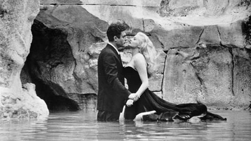 Felliniho snímek Sladký život