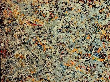 Jackson Pollock / No. 5