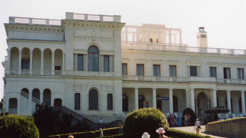 Palác Livadija