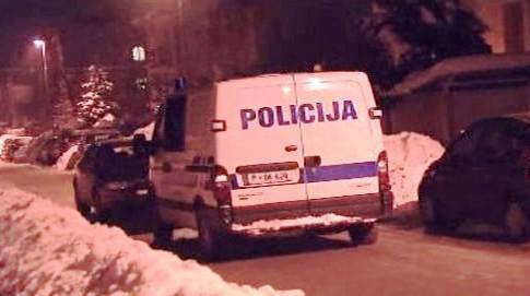 Policie ve Slovinsku
