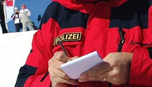 Policisté na rakouských sjezdovkách
